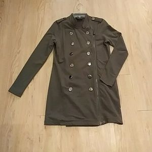 BCBG military jacket